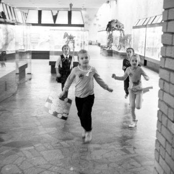 квест в Палеонтологическом музее