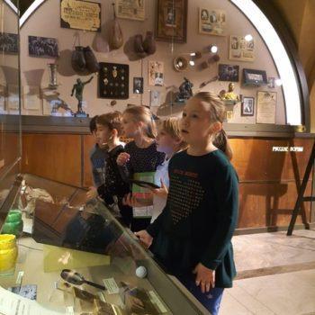 квест в Музее спорта