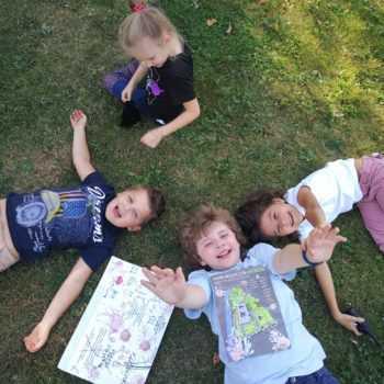 квест в парке для детей 7-12 лет