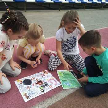 квест в паркеквест в парке для детей 7-12 лет