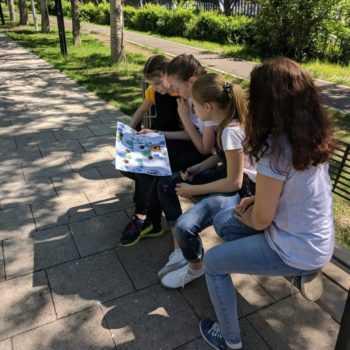 квест в парке