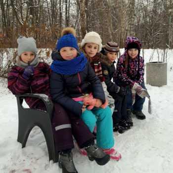 Новогодний квест для детей