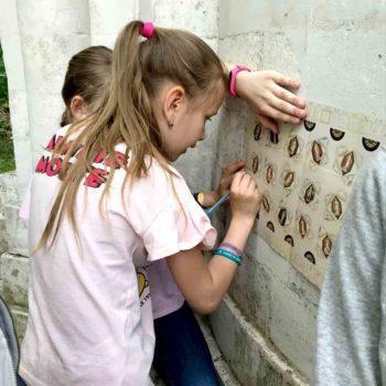 Квест в Царицыно для детей
