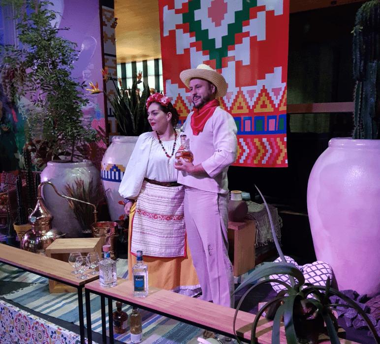 Мексиканский квест-дегустация