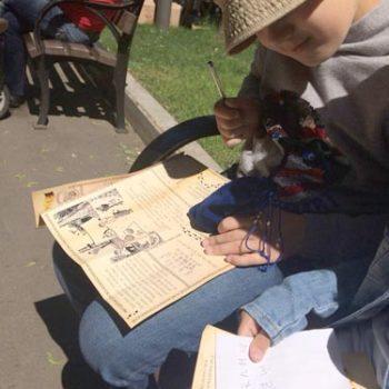 Квест Гарри Поттер для детей