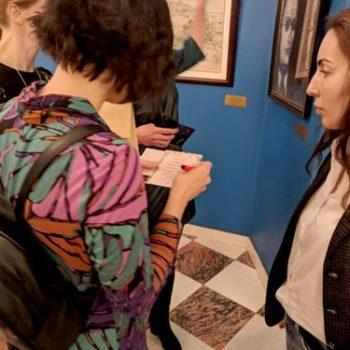 Квест в галерее Ильи Глазунова