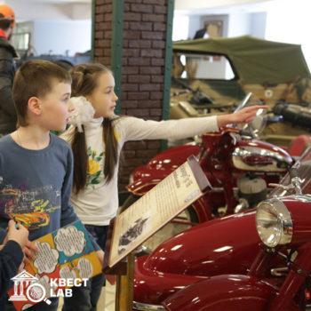 квест в музее техники Вадима Задорожного