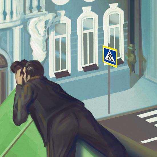Шпионский городской квест для детей
