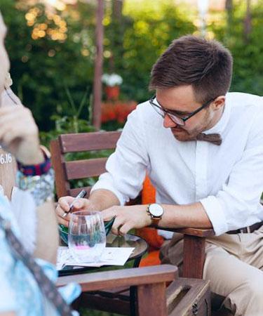 Квест на свадьбу
