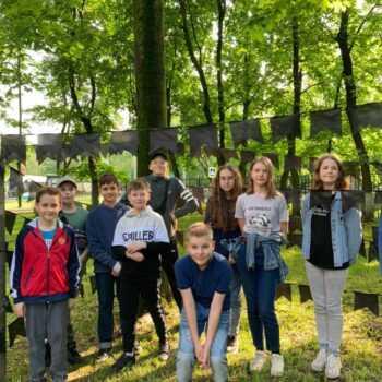 Выездной квест Форт Боярд для детей