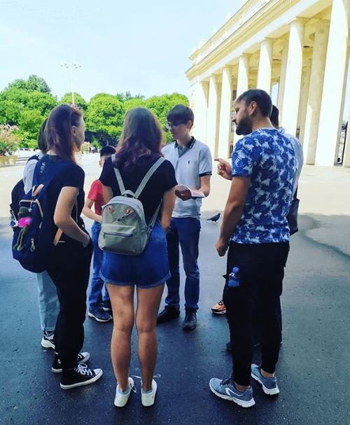 квест в парке Горького для взрослых и подростков