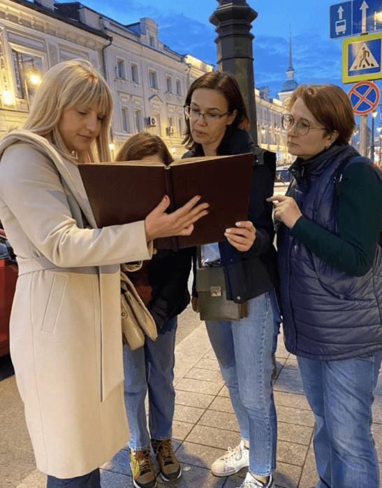 пешеходный квест по Москве для взрослых